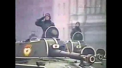 Мощта на съветската армия