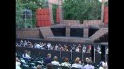 Опера на открито за трети път в парка на Военната академия