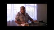 Пресяването на житото от плявата - Пастор Фахри Тахиров
