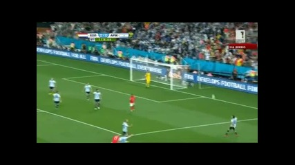 Мондиал 2014 - Холандия 0:0(2:4) Аржентина - Меси и компания на финал, Холандия в сълзи!