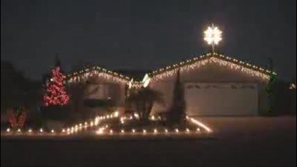 Christmas Lights 2010 Canon Rock