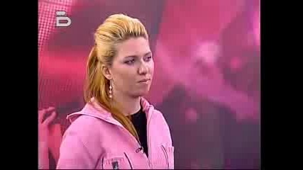 Music idol: Радост Жабова - Ода за химията