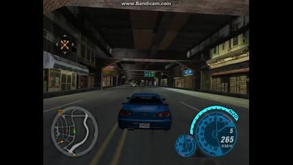 Nfsu2 Samo za Speed 2 !