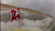 Дядо Коледа смени шейната с R R D Airwave 9'0