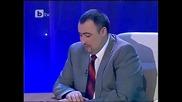 Нека бърборят с Русен Петров на гости Дико сашев - Комиците 01.10.2010