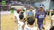 Meet Satnam Singh, the First Indian Born NBA Player