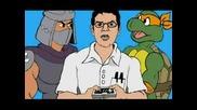 Angry Nintendo Nerd - Метъл Версия