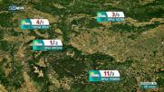 Прогноза за времето на NOVA NEWS (27.04.2021 - 18:00)