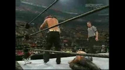 Jeff Hardy vs Chris Jericho (15 mins)(1)