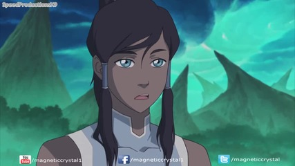The Legend of Korra S2e10 A New Spiritual Age