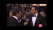 Chuck, Zachary Levi - Oscars 2011