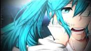 Unravel Feat. Hatsune Miku - Dubstep {превод !}