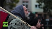 Germany: Protest greets AfD anti-refugee policy conference