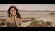 Превод!!! Selena Gomez - A Year Without Rain ( Високо Качество )