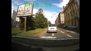 Бързи яростни в Испания - Полицаи гонят моторист