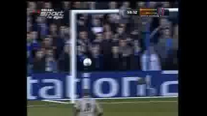 Ronaldinho Goal Of Chelsea