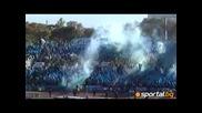 Феновете на Сектор Б, Цска- Левски 20.10.2012.