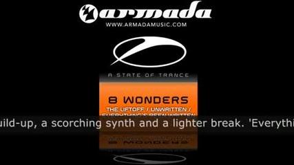 8 Wonders - Unwritten (original Mix) (asot126)
