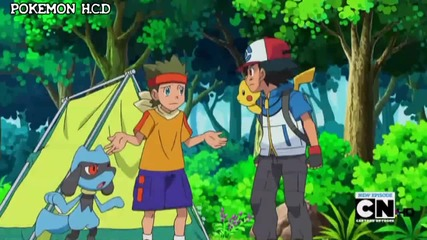 Pokemon Season 16 Episode 6 English