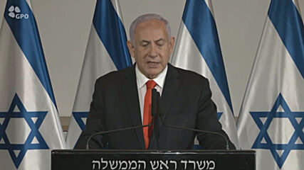 Israel: PMs Netanyahu and Gantz give statements on Israel-Palestine rocket escalation