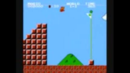Super Mario се пребива [смях]