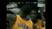 Kobe Bryant - Nba Рекорд, 12 Поредни 3 - Ки