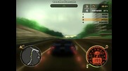 Need For Speed Most Wanted Съзтезание 4