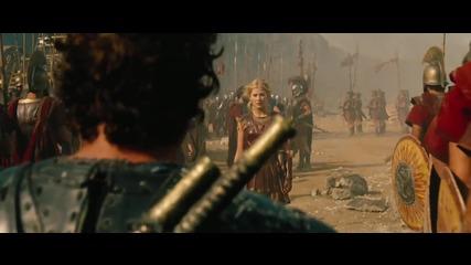 Гневът на Титаните - Първи официален трейлър (2012) Бг Субтитри