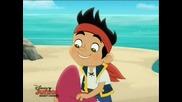 Джейк и пиратите от Невърленд - Шапки долу за хук