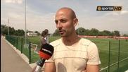Пелето: Целта ми е да подготвям футболисти за първия отбор на Левски