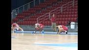 България победи с 92:71 Швейцария в битката за Евробаскет 2015