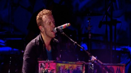 Coldplay - Paradise (Live)