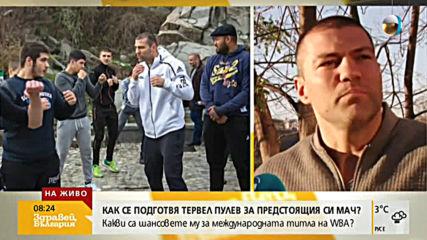 ШАМПИОНСКИ СБЛЪСЪК: Ще има ли мач между Кубрат Пулев и Антъни Джошуа?