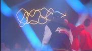 Chris Brown - Run It ( Live )