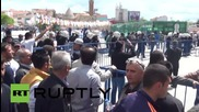 Turkey: Teargas used following brawl after HDP election rally
