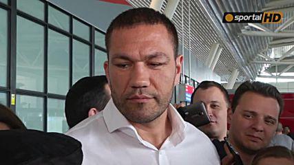 Кубрат Пулев- Подкрепяйте ме, правя всичко за България