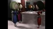 Жени Си Мерят Вибраторите В Тоалетната