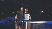 2015 Swiss Indoors Basel Final - Roger Federer vs Rafael Nadal