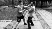 Винг Чун Кунг Фу Клуб Беймо-тренировка в парка