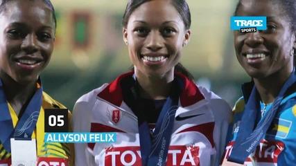 Най-младите жени шампионки