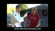 Derrick Comedy - Self Defence