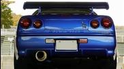 Nissan Skyline Gtr R34 V-spec