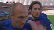 Австралия 2 - 3 Нидерландия // F I F A World Cup 2014 // Highlights: First Half