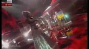 Украйна - Светлана Лобода - Be My Valentine / Anti - Crisis Girl - Евровизия 2009 - Втори полуфина
