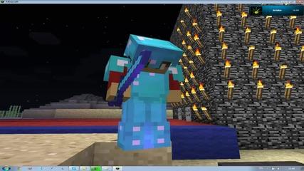 Minecraft pvp ep:1 s killer7021 i simeon123