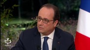 France: Hollande 'demands' that Russian actions in Syria stop