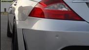 Mercedes Cls550 W219 Mec Design full exhaust