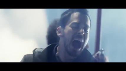 *премиера* Linkin Park - Burn It Down (официално музикално видео) - Превод+текст. *hq*