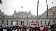 Chilean Students Protest Corruption Scandals, Demand Education Reform