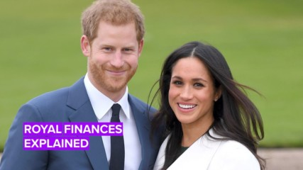 What Harry & Meghan's independence really means for their money
